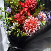[オーダーメイド]お祝いの花束 <ブーケ Lサイズ>