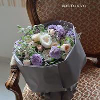 [オーダーメイド]お祝いの花束 〜ブーケ Mサイズ 〜