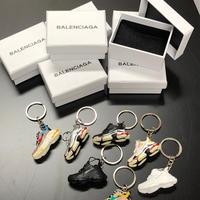 Balenciaga バレンシアガ スニーカー キーホルダー 箱付き 7種セット