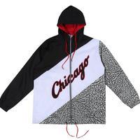 シカゴ ジップジャケット