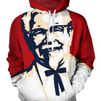 KFC パーカー