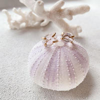 14KGF Herkimaer Diamond Studs Earrings