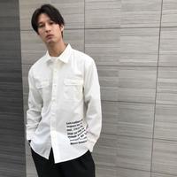 ◆Work Shirt  シュネルプロデュース