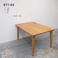 ST145 ヤマザクラ材テーブル