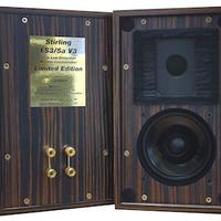Sritling Broadcast LS3/5aV3(Rosewood Zebrano Ebony)