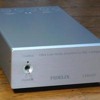 FIDELIX LIRICO (MCヘッドアンプ)