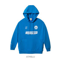 P100 ACTIVE SWEAT PULLOVER PARKA