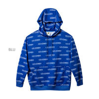 LUZeSOMBRA DEVELOP ONE`S P100 SWEAT PULLOVER PARKA