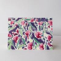 メッセージカード SB-CM001 ピンク(封筒付き)