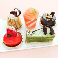 【アソートケーキ5種】 オールデイダイニングカリフォルニアから限定販売。人気のケーキ5種をお届けいたします。5種類の内容はホテルおまかせとなります。