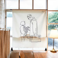 fabric poster sizeМ