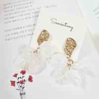 flower lace pierce