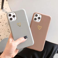 iphone case (heart)