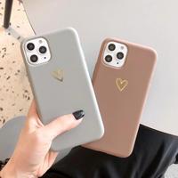 iphone case (heart)