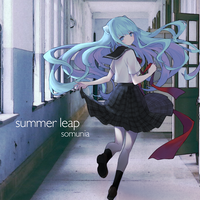 1st single「summer leap」