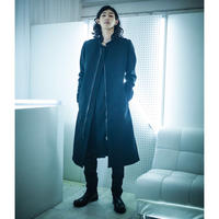 NICK NEEDLES / LONG ZIP COAT