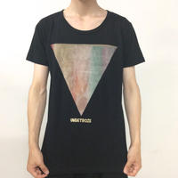undetroze TRIANGLE T BLACK SIZE 3