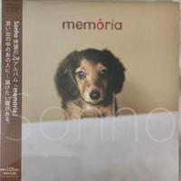 sonho『memoria』2nd アルバム