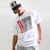 D-THE ROD H1 Tシャツ(ホワイト)