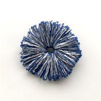 HIKARI 小粒ブローチ /  blue