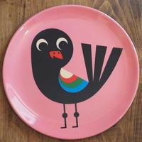 メラミンプレート bird