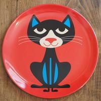メラミンプレート cat