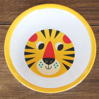 メラミンボウル tiger