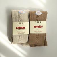 condor / side openwork tights ( size : 6 )