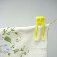 洗濯バサミ17個