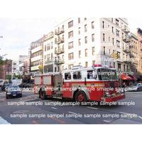 F.D.N.Y    ニューヨークシティファイヤーデパートメント 消防車 デジタル写真データ  digital data