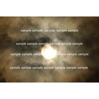03金環日食2015 Annular Solar Eclipse    デジタル写真データ digital photo data