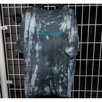 [1st Collection ]  tAchypsychiA  BiG T-SHIRT TieDye gray