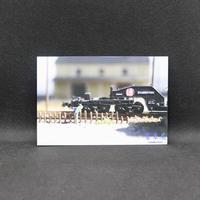 ジオラマポストカード 撮り鉄魂(シキ1000形)