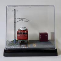 Bトレ・ベース_03(EF81電気機関車1両&コンテナ1個付き)