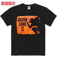 デルフィンランドⅡ大会Tシャツ(ブラック)