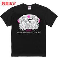 沖縄プロレス12周年大会Tシャツ(ブラック)