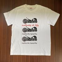 ライブハウスネバーダイ企画 / 橋ノ下舎限定 T-shirts