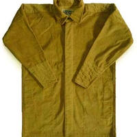 "NAMALi / 鳶ジャケット ""tobi jacket"" - MUSTARD          S-size"