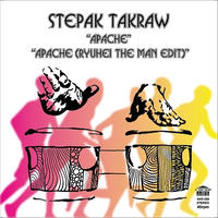 """STEPAK TAKRAW """"APACHE"""" 7inch"""