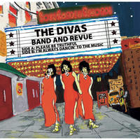 "[SG-058] THE DIVAS - Please Be Truthful / I'm Always Dancin' To The Music  (7"")"