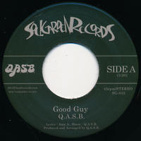 "[SG-032] Q.A.S.B. - Good Guy / Bad Boy (7"" Vinyl)"