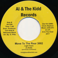 "[SG-053] (AK1206) Light Years - POWERLINE / Move To The Rear 3002 (7"" Vinyl)"