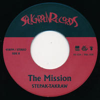 "[SG-034] STEPAK-TAKRAW - Gazelle / The Mission (7"" Vinyl)"