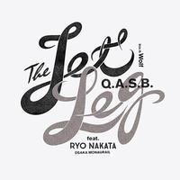 "[SG-065] Q.A.S.B. - The Jet Leg feat. Ryo Nakata (Osaka Monaurail) / Wolf (7"")"