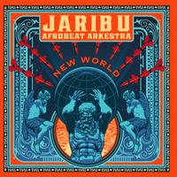 [SG-067] JariBu Afrobeat Arkestra-New World (125 Limited Dark Blue Color LP with  CD)