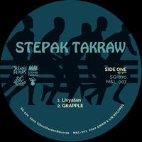 """[SG-070] STEPAK TAKRAW - Livyatan (12"""")"""