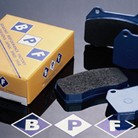 BPF ブレーキパフォーマンスファクトリー ブレーキパッド TYPE-SXⅡ 一台分