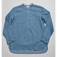 Livingstone (リヴィングストーン)・085M-963O・Blue XEcru X Brown  C/#27