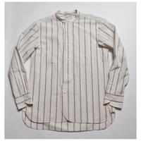 Livingstone (リヴィングストーン)・085M-012P・Ecru  Stripe  C/#12