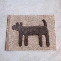 """F/style(エフスタイル) """"HOUSE doggy mat / 玄関マット"""""""